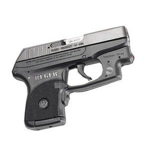 Crimson Trace Ruger LCP Polymer Laserguard, Overmold Front Activation, Includes Holster, Sleeved