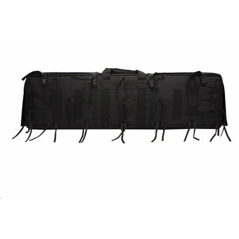 """Galati Gear Shooters Mat 48"""", Tri-Fold Black"""