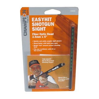 Champion Traps and Targets Easy Hit Shotgun Sight 2.5mm, Green