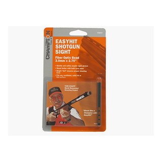 """Champion Traps and Targets Easy Hit Shotgun Sight 3mm, Red, 2.75"""""""