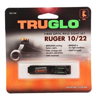 Truglo Rifle Sight Set Ruger 10/22