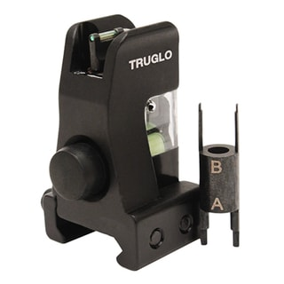 Truglo AR-15 Front Fiber Optic Gas Block