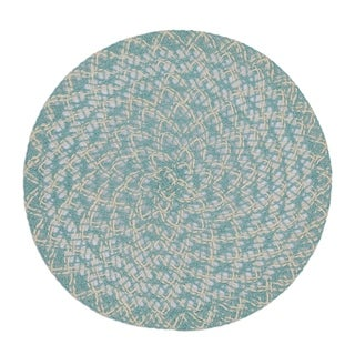 Garden Spa Braided Placemat Set of 6