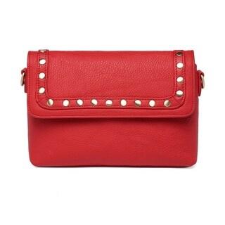 Vicenzo Leather Angelique Leather Crossbody/Handbag