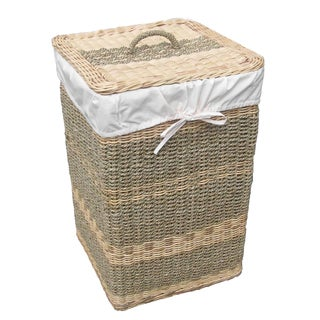Costa Square Laundry Hamper