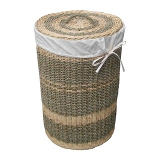 Costa Round Laundry Hamper