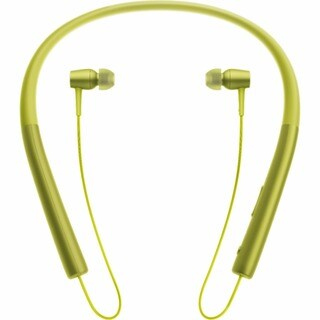 Sony h.ear IN WIRELESS Headphones (Lime Yellow)
