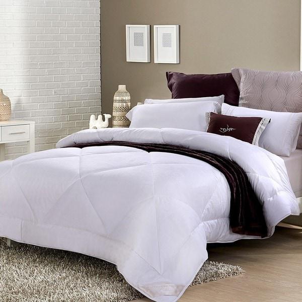 Qbedding Ultra Warmth Soybean Fiber Comforter