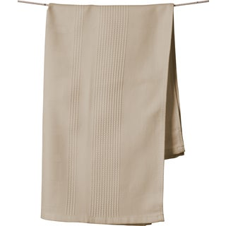 Rayon from Bamboo Kitchen Towel Oatmeal Brown