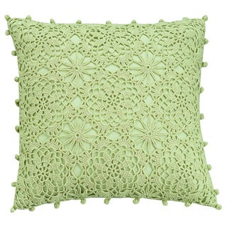 Williamsburg Burwell 14x14 Decorative Throw Pillow