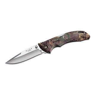 "Buck Knives Bantam BHW, 3 5/8"" Blade, RealTree Xtra Camo Handle, Boxed"