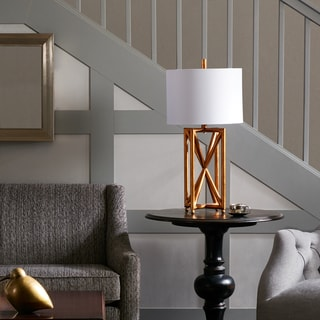 Madison Park Signature Bartlett Gold Table Lamp