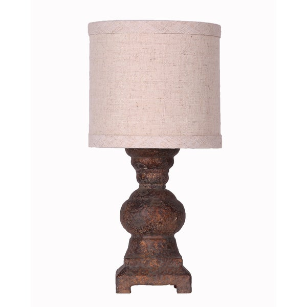 Somette Monte Urn Shaded Accent Lamp