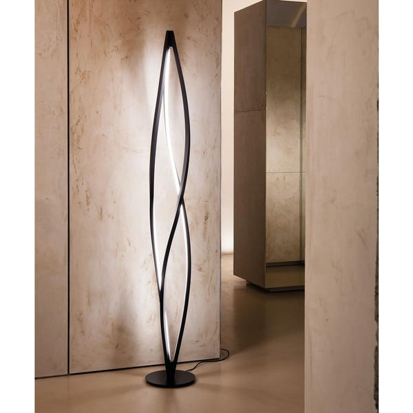 "Twist 74.4"" LED Floor Lamp"