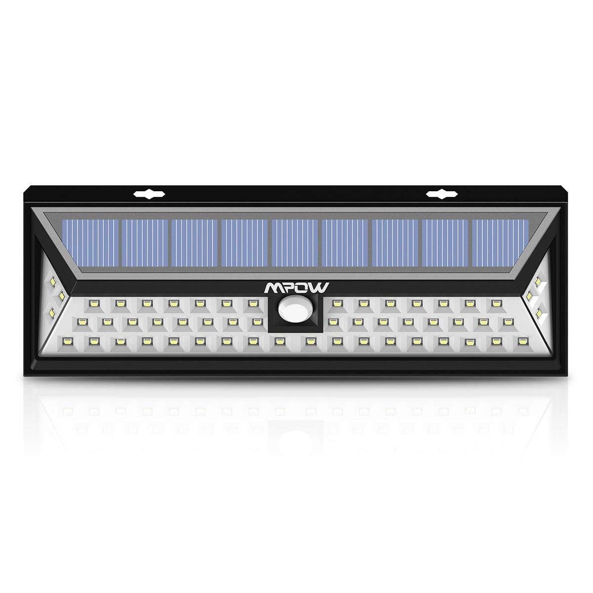 Mpow 54 LED Solar Lights Outdoor Waterproof Solar Power L...