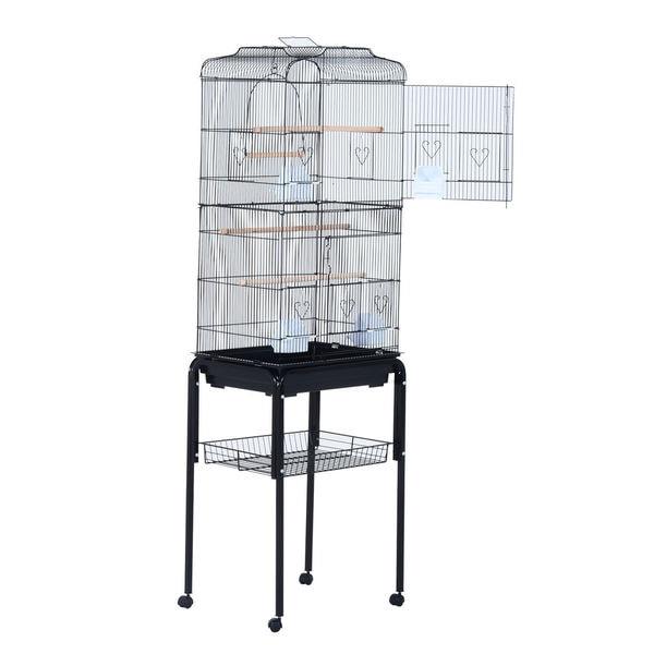 """Pawhut 63"""" Bird Cage"""