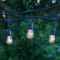 Outdoor Weatherproof Commercial Grade Lights with Hanging Sockets - WeatherTite Technology -