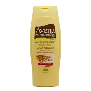 Avena Instituto Espanol 17-ounce Oat Moisturizing Hand and Body Lotion