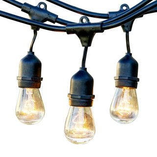 Outdoor Weatherproof Commercial Grade Lights with Hanging Sockets – WeatherTite Technology –