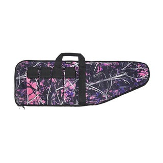 Bulldog Cases Extreme Muddy Girl Camo w/Black Trim 43""
