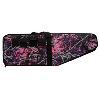 Bulldog Cases Extreme Muddy Girl Camo w/Black Trim 38""