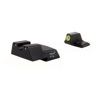 Trijicon H&K HD Night Sight Set .45, Yellow Front