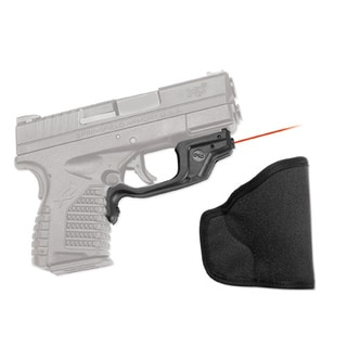 Crimson Trace Springfield Armory XDS, Laserguard with Molded Holster