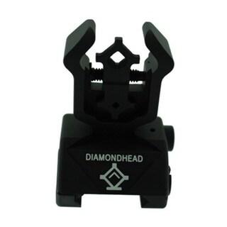 Diamondhead Diamond Sight Rear Sight, Gen 2