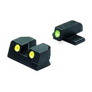 Mako Group Springfield - Tru-Dot Sights XD .45 ACP Green/Yellow Fixed Set