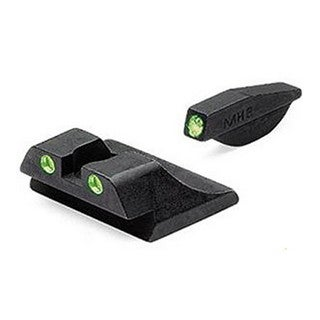 Mako Group Ruger - Tru-Dot Sights P90, 91, 93 & 95 Fixed Set