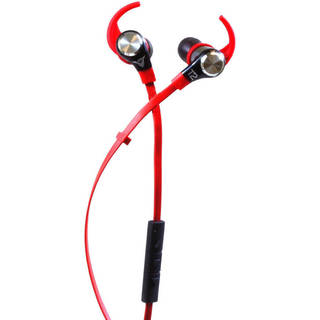 DinoTwin T2 Turbo Bluetooth Wireless Headset, Red