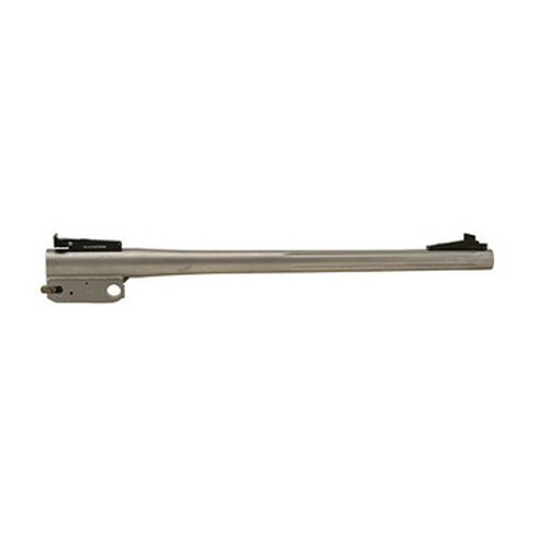 "Thompson Center Accessories Encore Pro Hunter Barrel, 243 Winchester 15"" Pistol, (Stainless Steel), Fluted"