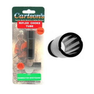 Carlsons Rifled Choke Tubes Remington 12 Gauge