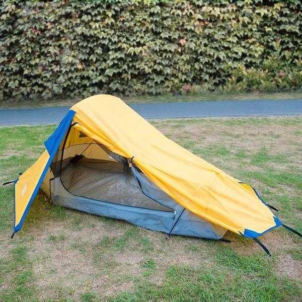 Timber Ridge Backpacking Tent
