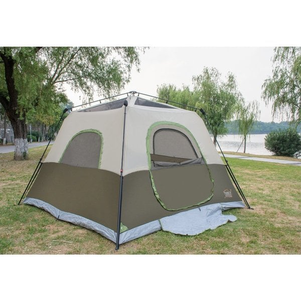 Timber Ridge Instant Screened Cabin Tent