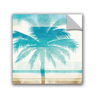 ArtAppealz Michael Mullan's Beachscape Palms II, Removable Wall Art Mural|https://ak1.ostkcdn.com/images/products/14212156/P20805679.jpg?impolicy=medium