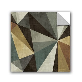 ArtAppealz Michael Mullan's Triangulawsome, Removable Wall Art Mural
