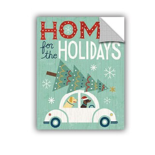 ArtAppealz Michael Mullan's Holiday on Wheels I, Removable Wall Art Mural