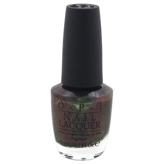 OPI Green On The Runway Nail Lacquer