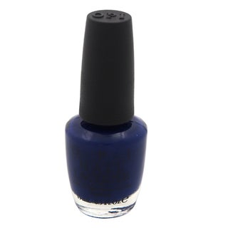 OPI My Car has Navy-gation Nail Lacquer