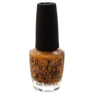 OPI Pineapples Have Peelings too! Nail Lacquer