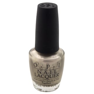 OPI This Silver's Mine! Nail Lacquer