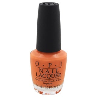OPI Where did Suzi's Man-go? Nail Lacquer