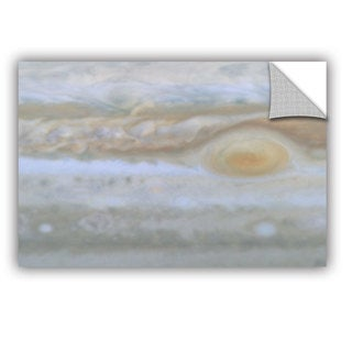 ArtAppealz Astronomy NASA's A Turbulent Region West Of Jupiter's Great Red Spot, Removable Wall Art Mural