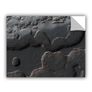 ArtAppealz Astronomy NASA's Surface Textures Within The South Polar Residual Cap Of Mars, Removable Wall Art Mural