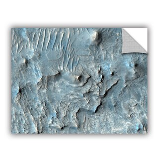 ArtAppealz Astronomy NASA's Ius Chasma Of Valles Marineris, Removable Wall Art Mural (4 options available)