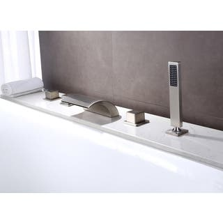 Waterfall Bathroom Faucets For Less Overstock