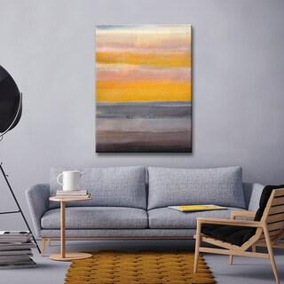 Ready2HangArt 'Desert Sunset' by Norman Wyatt, Jr. Canvas Art