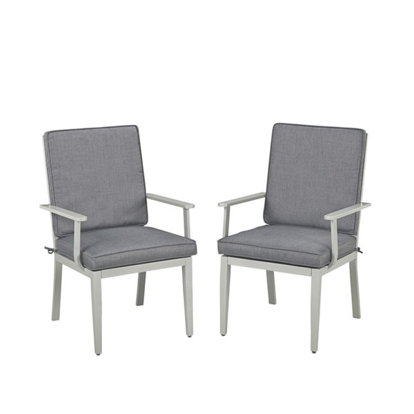 South Beach Pair of Arm Chairs by Home Styles