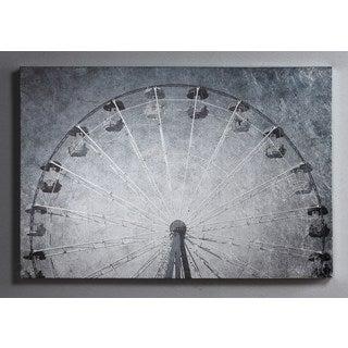 Empire Art 'Enjoyment' Canvas Wall Art Print